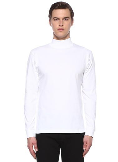 Sandro Tişört Beyaz